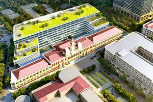 Trung tâm hành chính mới TP.HCM sẽ phá vỡ không gian kiến trúc khu trung tâm?