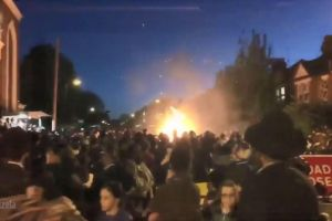Anh: Nổ tại lễ hội Lag BaOmer ở London, 30 người bị thương