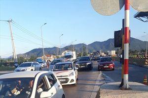 Chủ đầu tư BOT Ninh Lộc buộc phải giảm phí 100% cho xe loại 1 để 'hạ nhiệt'