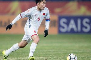 Xuân Trường tiết lộ mục tiêu tại AFF Cup 2018
