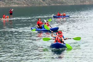 Tuyên Quang thu hút khách du lịch