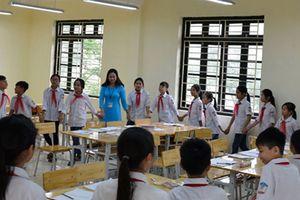 0,37% nhà giáo không đồng ý dự thảo chương trình môn học mới