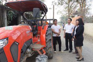 Agribank vẽ lên bức tranh khởi sắc cho nông thôn Việt Nam