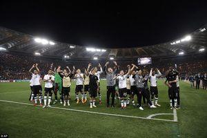 Suýt tạo kỳ tích, Roma tiếc nuối nhìn Liverpool vào chung kết