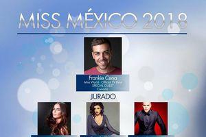 NTK Việt làm giám khảo chung kết Miss Mexico 2018