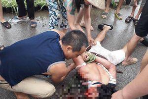 Chân dung người đàn ông nghi bắt cóc trẻ em ở Hưng Yên