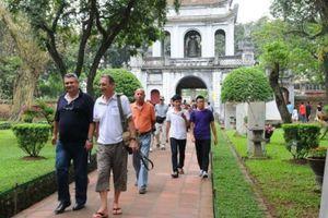 Hà Nội thu 904 tỷ đồng từ khách du lịch trong dịp nghỉ lễ