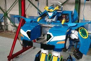 Clip: Ô tô có thể biến hình như phim 'Transformer' tại Nhật Bản
