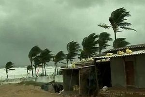 Gió bão ở Ấn Độ khiến 20 người chết, hơn 60 người bị thương