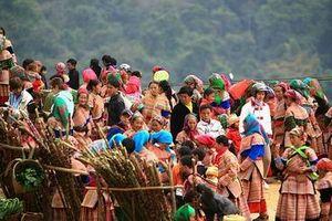 Tuần văn hóa du lịch tại Lào Cai với chủ đề 'Sắc màu cao nguyên trắng'