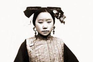 Chiêm ngưỡng nhan sắc 'chim sa cá lặn' của phụ nữ Trung Quốc thế kỷ 19
