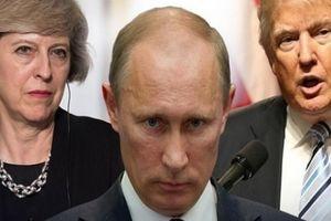 Động thái bất ngờ của Putin với phương Tây