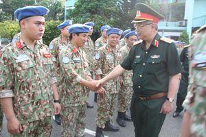 Việt Nam sẵn sàng triển khai Bệnh viện dã chiến cấp 2 tại Nam Sudan