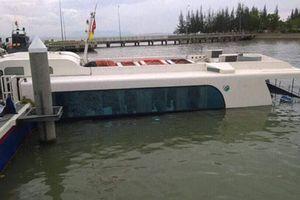 Cảnh báo về an toàn đường thủy!
