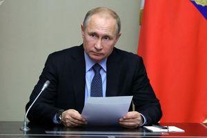 5 tướng Nga bất ngờ bị Tổng thống Putin miễn nhiệm