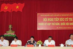 Chủ tịch QH: Không có chủ trương nhà ở trên 700 triệu đồng phải nộp thuế