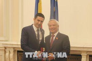 Romania đánh giá cao vai trò của Việt Nam ở châu Á