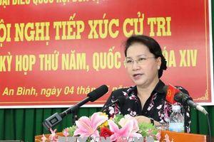 Chủ tịch Quốc hội: Quan trọng nhất là thu hồi được tài sản tham nhũng