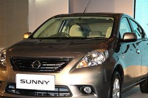 Thị trường ô tô tháng 5: Nissan Sunny được điều chỉnh tăng giá bán
