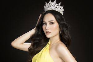 Hoa hậu Đông Nam Á Diệu Linh dự thi Nữ hoàng Du lịch Quốc tế 2018