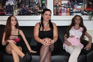 Mục sở thị nhà thổ búp bê tình dục đầu tiên mở cửa ở nước Đức