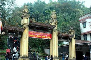 Chùa Long Đọi Sơn được trao Bằng xếp hạng Di tích quốc gia đặc biệt