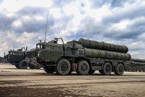 Nga tăng cường tên lửa tầm xa tối tân S-400 Triumf tại Crimea