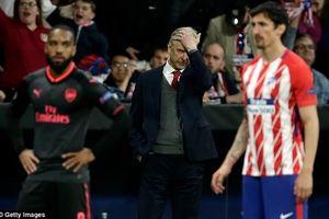 Thấy gì sau trận đấu khiến Arsenal rời bỏ cuộc chơi Europa League