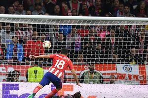 Atletico Madrid 1-0 Arsenal: Lọt vào chung kết Europa League