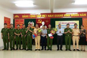 Nhiều chuyên án lớn được Công an tỉnh Nghệ An khen thưởng
