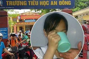 Gia đình học sinh bị bắt uống nước giặt giẻ lau: 'Chúng tôi không cần bồi thường, sẽ khiếu kiện'