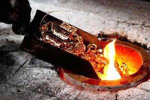 Nhu cầu vàng thấp nhất từ thời khủng hoảng tài chính 2008