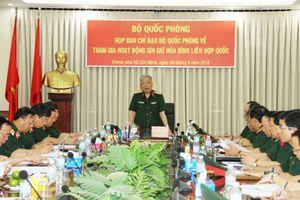 Việt Nam sẵn sàng triển khai Bệnh viện dã chiến cấp 2 tại Phái bộ Nam Sudan