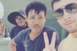 Nick Jonas bất ngờ có mặt ở Mũi Né để ghi hình game show