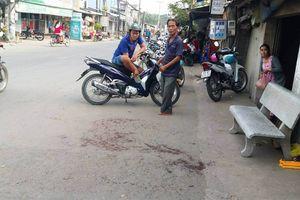 Một nam nhân viên bị chém tử vong ở tiệm may màn