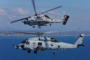 Top 10 trực thăng săn ngầm uy lực hàng đầu thế giới