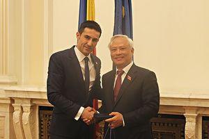 Tăng cường hợp tác nhiều mặt Việt Nam – Romania