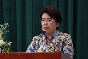 Vì sao bà Phan Thị Mỹ Thanh bị cách hết chức vụ trong Đảng?