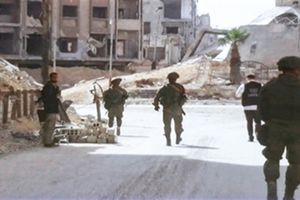 Giải phóng 65% Yarmouk, quân Assad siết chặt nam Damacus