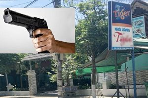 Truy bắt đối tượng dùng súng bắn chết người ở nhà hàng