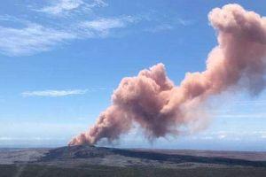 Núi lửa Hawaii sắp phun trào