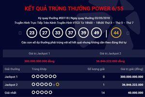 Một người ở Hà Tĩnh trúng xổ số hơn 36 tỷ đồng