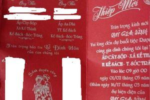 Tình tiết bất ngờ vụ 'cô dâu' 13 tuổi ở Sóc Trăng