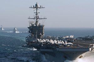 Lý do chiến hạm Mỹ rầm rộ kéo đến gần Syria