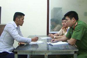 Điện Biên: Tạm giữ đối tượng say xỉn, tấn công người thi hành công vụ