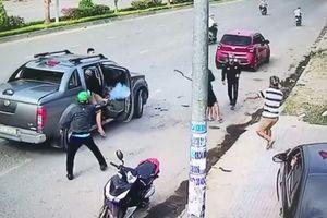 Bắt thêm một đối tượng trong vụ bắn nhau như phim trên phố