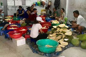Đà Nẵng: Cơ sở chế biến chè sử dụng nguyên liệu không rõ nguồn gốc