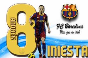 Andres Iniesta: Cậu bé khóc nhè và bộ óc thiên tài của Camp Nou