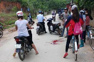 Đòi ly hôn, một phụ nữ ở Lạng Sơn bị chồng chém ngang mặt