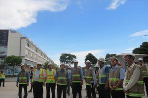 Chủ đầu tư phải có trách nhiệm đảm bảo an toàn lao động cho công nhân xây dựng